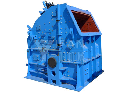 HCP Impact Crusher