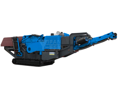 Tracked Impact Crusher
