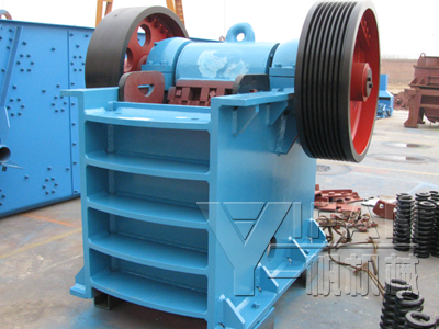 PE-1000×1200 Jaw Crusher
